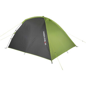High Peak Rapido 3.0 Tente, darkgreen/lightgreen